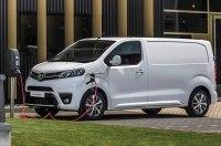 Toyota удивила гарантией на батарею для своего электрофургона!