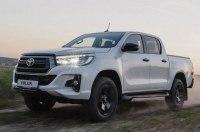 Обновленная Toyota Hilux: дебют на следующей неделе