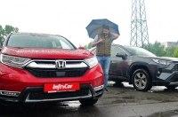 Гибридный Honda CR-V. Лучше чем RAV4?