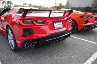 Коврики вместо антикрыла: неравнозначная замена опций в новом Corvette