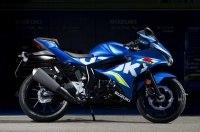 Стильный и доступный: Suzuki вывели на рынок GSX-R125