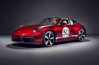 Спецверсия 911 Targa: для коллекционеров и любителей старины