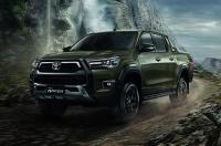 Обновленная Toyota Hilux: улучшения по всем фронтам