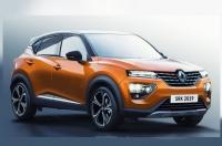 Renault вывела на тесты свой новый бюджетный кроссовер