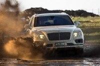 Bentayga, V8, огонь... Отзывная компания от Bentley