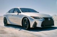 Официально: четвертое поколение Lexus IS