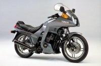 Yamaha возвращается к турбомотоциклам