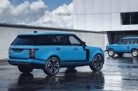 Range Rover 50 лет: юбилейная спецверсия