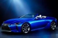 Lexus «сносит крышу»: стартовали продажи LC500 Cabrio