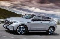 Mercedes EQC стал дешевле и проще