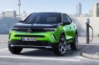 Новый Opel Mokka – электрический и заряжающий!
