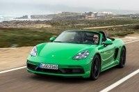 Porsche 718 GTS 4.0: дуэт с «роботом»