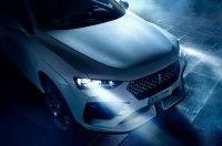 Теперь не только Mercedes: WEY VV7 GT Brabus