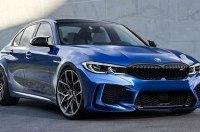 BMW M3 2020 показали на официальном видео