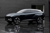 В стиле Tesla: интерьер нового Hyundai Tucson