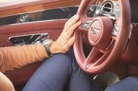 Bentley Continental GT: рули по-новому