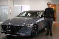 Внезапно: турбированная Mazda 3 представлена до премьеры