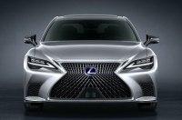 Японский люкс: Lexus представила обновленный LS