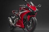 Honda CBR400R: байк для своих