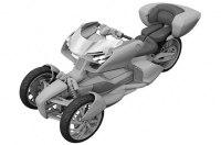 Yamaha готовит новый трицикл