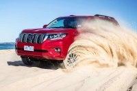 Toyota Land Cruiser Prado лишится механики