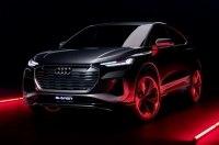 Q4 Sportback e-tron: новый электрокроссовер от Audi