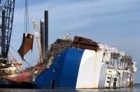 Вот так распил: корабль и 4000 новых Hyundai и KIA