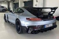 Фотошпионы засекли новый AMG GT R Black Series