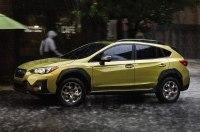Обновленный Crosstrek, он же Subaru XV