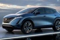 Nissan Ariya: новый видео-тизер