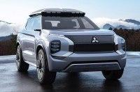Новый Mitsubishi Outlander: привет Nissan!