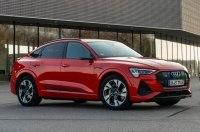 Audi e-tron Sportback можно считать безопасным автомобилем
