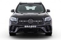 Mercedes GLB Brabus: маленький, квдартаный и злой