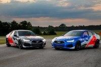 Acura поделилась характеристиками спортседана TLX Type S