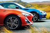 Купе Subaru BRZ снимут с производства