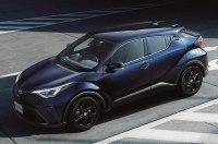 Toyota представила модернезированный C-HR