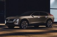Cadillac официально представил электрокроссовер Lyriq