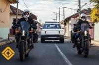 Макгрегор проехал 21.000 км на электробайке от Harley-Davidson