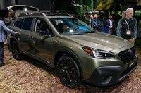 Сколько будут стоить обновленные Subaru Outback и Legacy