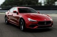 Maserati Ghibli Trofeo и Quattroporte Trofeo получили важный апгрейд