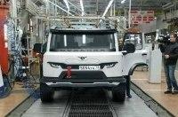 Новый УАЗ Буханка 2020 (фото)