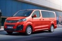 Электрический Opel Vivaro-e Life поступил в продажу