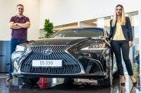 Lexus ES: одним выстрелом трех зайцев?!