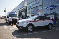 VIDI представила оновлену «швидку» власного виробництва на базі Ford Transit