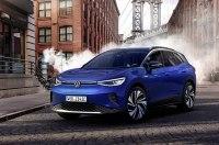 VW ID.4: и чем он лучше Skoda Enyaq?