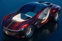 Mercedes Vision Duet Study: будущее премиум автомобилей?