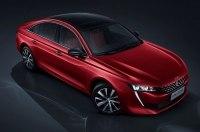 Новый Peugeot 508 со сложным названием дебютирует с 208-сильным мотором