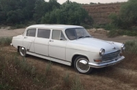 Мечта партийного чиновника: лимузин Волга ГАЗ-21