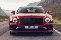 Bentley Flying Spur похудел на четыре цилиндра