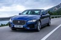 Обновленный Jaguar XF: роскошный и подключенный